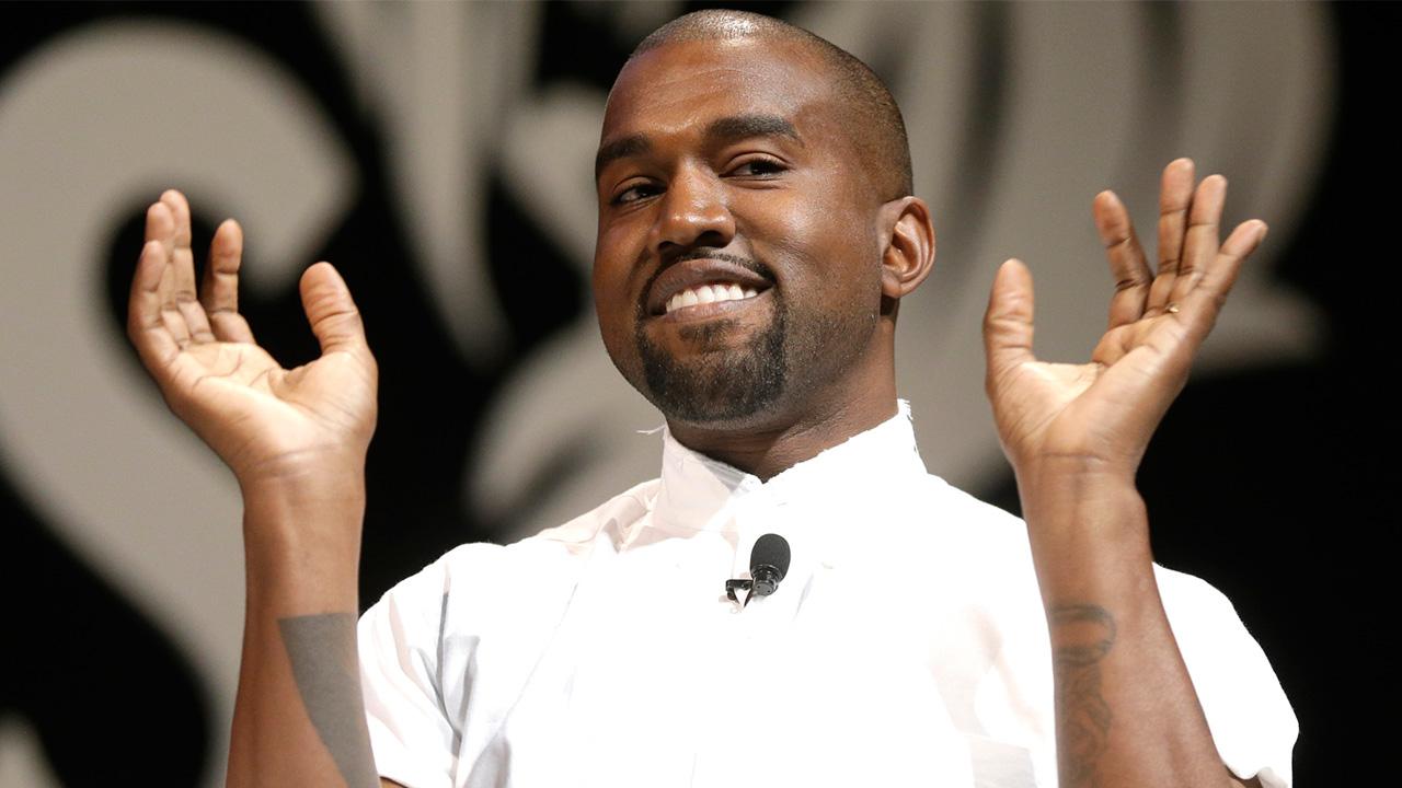 Kanye West в онлайн-журналі СЛУХ