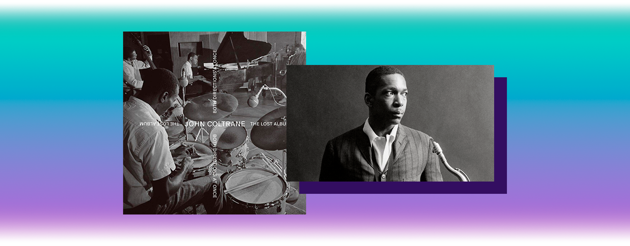 John Coltrane — Both Directions At Once: The Lost Album