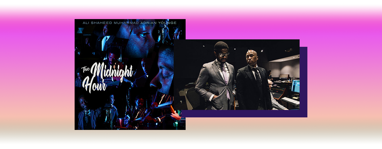 Ali Shaheed Muhammed and Adrian Younge — The Midnight Hour