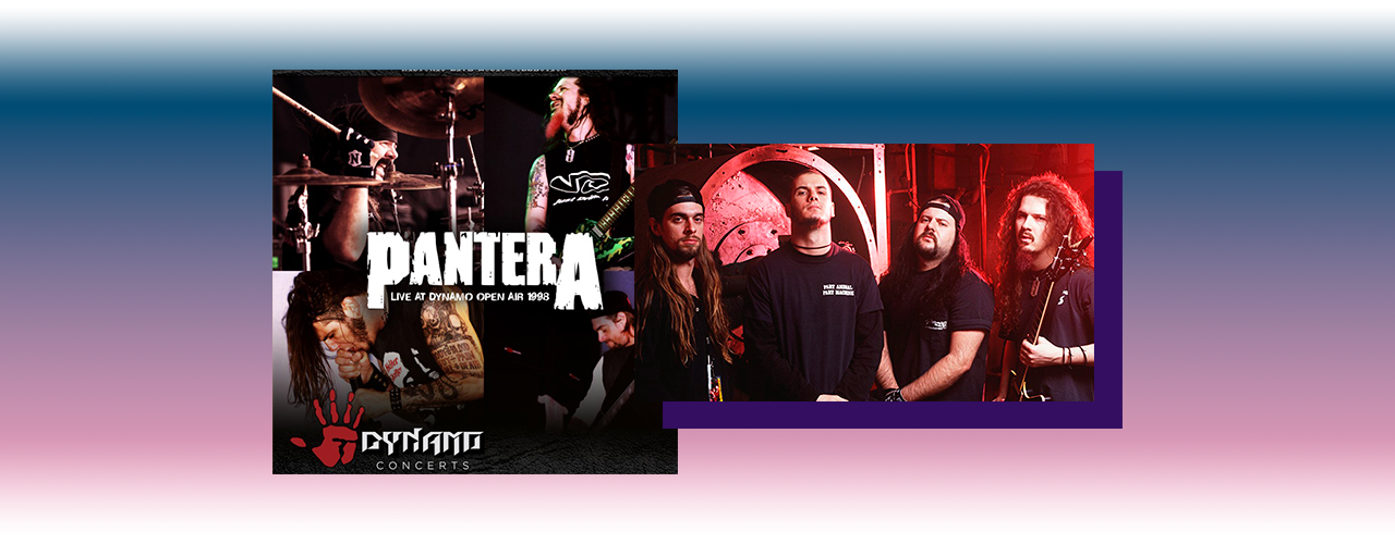 Pantera – Live at Dynamo Open Air 1998