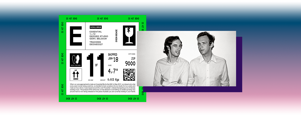Soulwax – Essentials